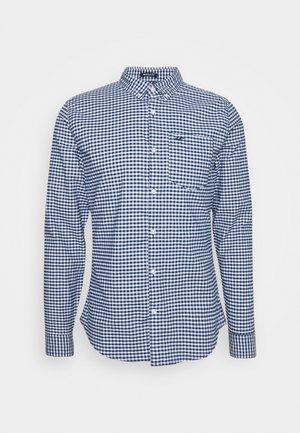 PATTERN JUL - Shirt - navy