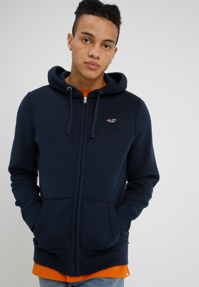 Hollister Co. - ICON - Sweatjacke - navy