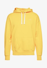 Hollister Co. - SUMMER ICON PO - Felpa con cappuccio - yellow - 4