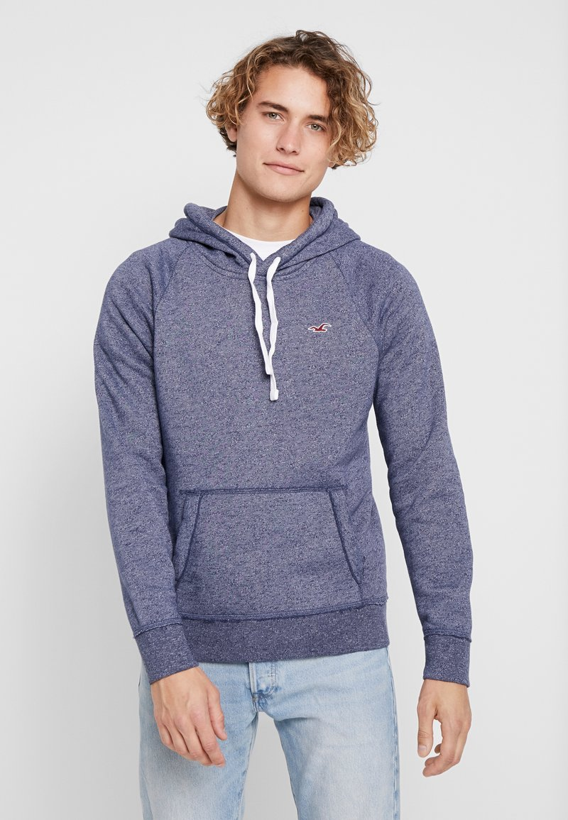 Hollister Co. - ICON - Hoodie - navy