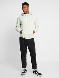 Hollister Co. - ICON PO  - Hoodie - olive - 1