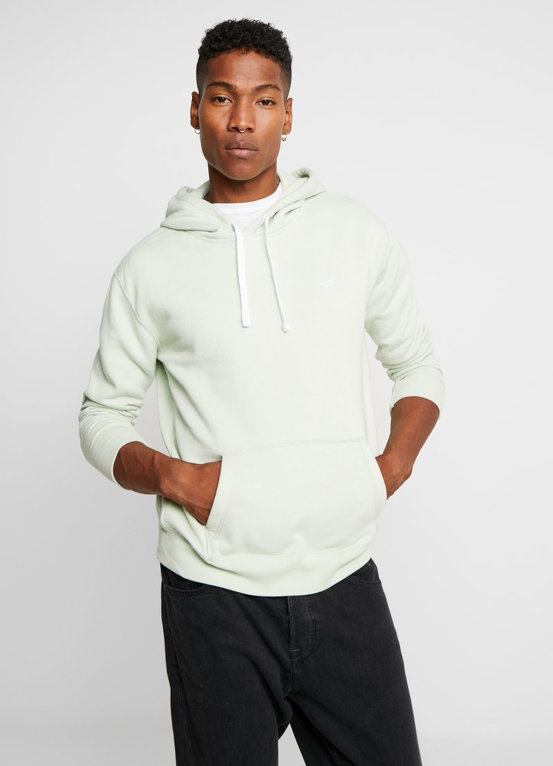 Hollister Co. - ICON PO  - Hoodie - olive