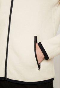 Hollister Co. - TOPPED - veste en sweat zippée - tan - 3