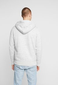 Hollister Co. - Zip-up hoodie - grey