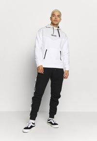 Hollister Co. - TONAL BOX  - Bluza z kapturem - grey/white - 1