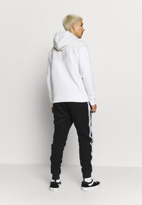 Hollister Co. - TONAL BOX  - Bluza z kapturem - grey/white - 2
