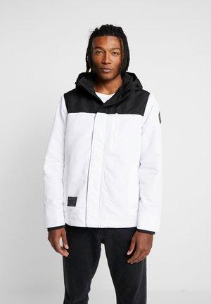 Veste mi-saison - white/black