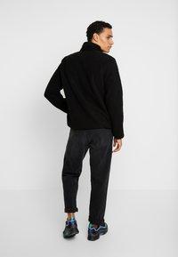 Hollister Co. - Summer jacket - black - 2