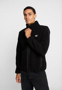 Hollister Co. - Summer jacket - black - 0