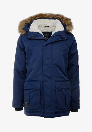 Płaszcz zimowy - navy