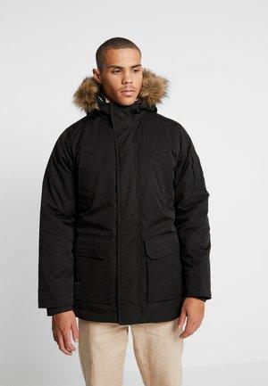 WEBEX EXTENSIONS  - Zimní kabát - black