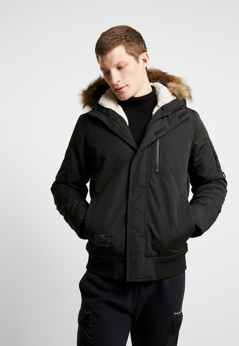 Hollister Co. - Veste mi-saison - black