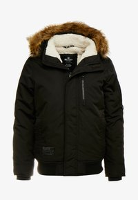 Hollister Co. - Veste mi-saison - black - 4