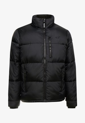 PUFFER MOCK - Zimní bunda - black