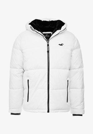 Vinterjakke - white