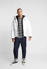 Hollister Co. - Winterjas - white - 1