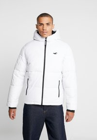 Hollister Co. - Winterjas - white - 0