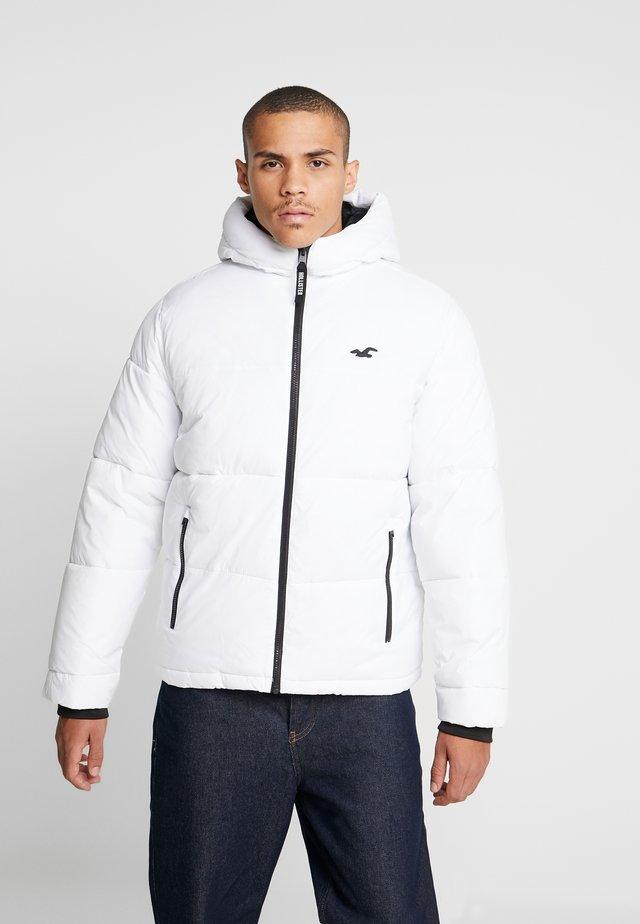 Chaqueta de invierno - white