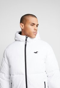 Hollister Co. - Winterjas - white - 4