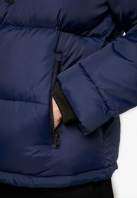 Hollister Co. - PUFFER HOOD  - Zimní bunda - navy - 4