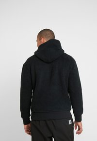 Hollister Co. - EXTERIOR  - Sweat polaire - black - 2