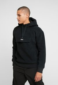 Hollister Co. - EXTERIOR  - Sweat polaire - black - 0