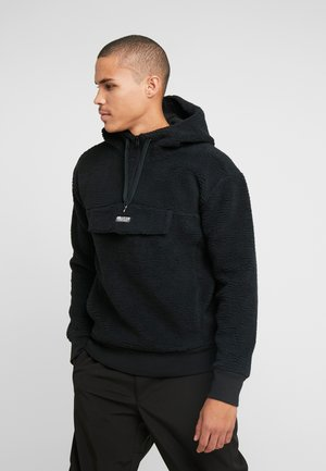 EXTERIOR  - Fleece trui - black