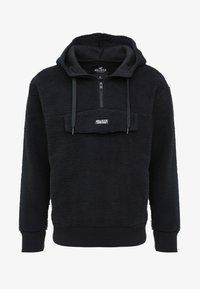 Hollister Co. - EXTERIOR  - Sweat polaire - black - 3