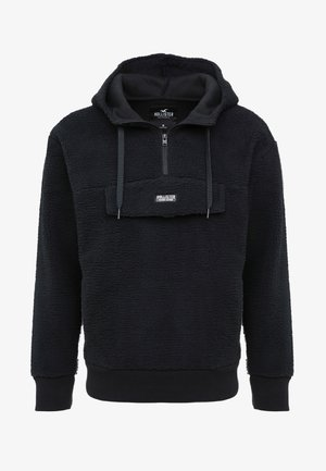 EXTERIOR  - Fleece jumper - black