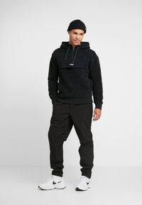 Hollister Co. - EXTERIOR  - Sweat polaire - black - 1