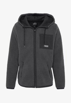 EXTERIOR SHERPA  - Fleece jacket - light grey