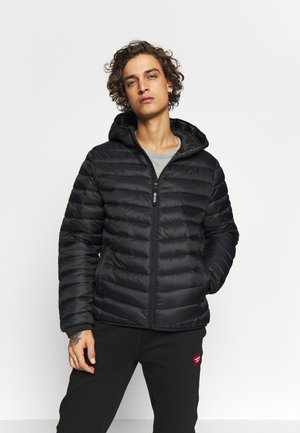 PUFFER SAGE - Down jacket - black
