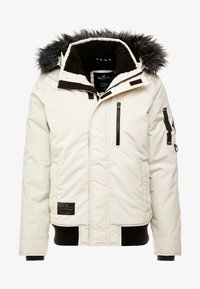 Hollister Co. - Winter jacket - stone - 5