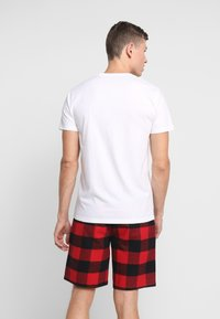 Hollister Co. - SHORT GIFTSET - Pyjama - red/black - 2