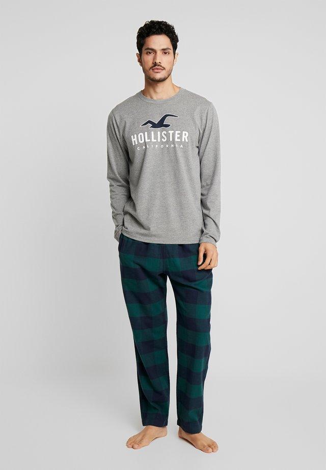 CLASSIC PANT GIFTSET - Pyjama - green/navy