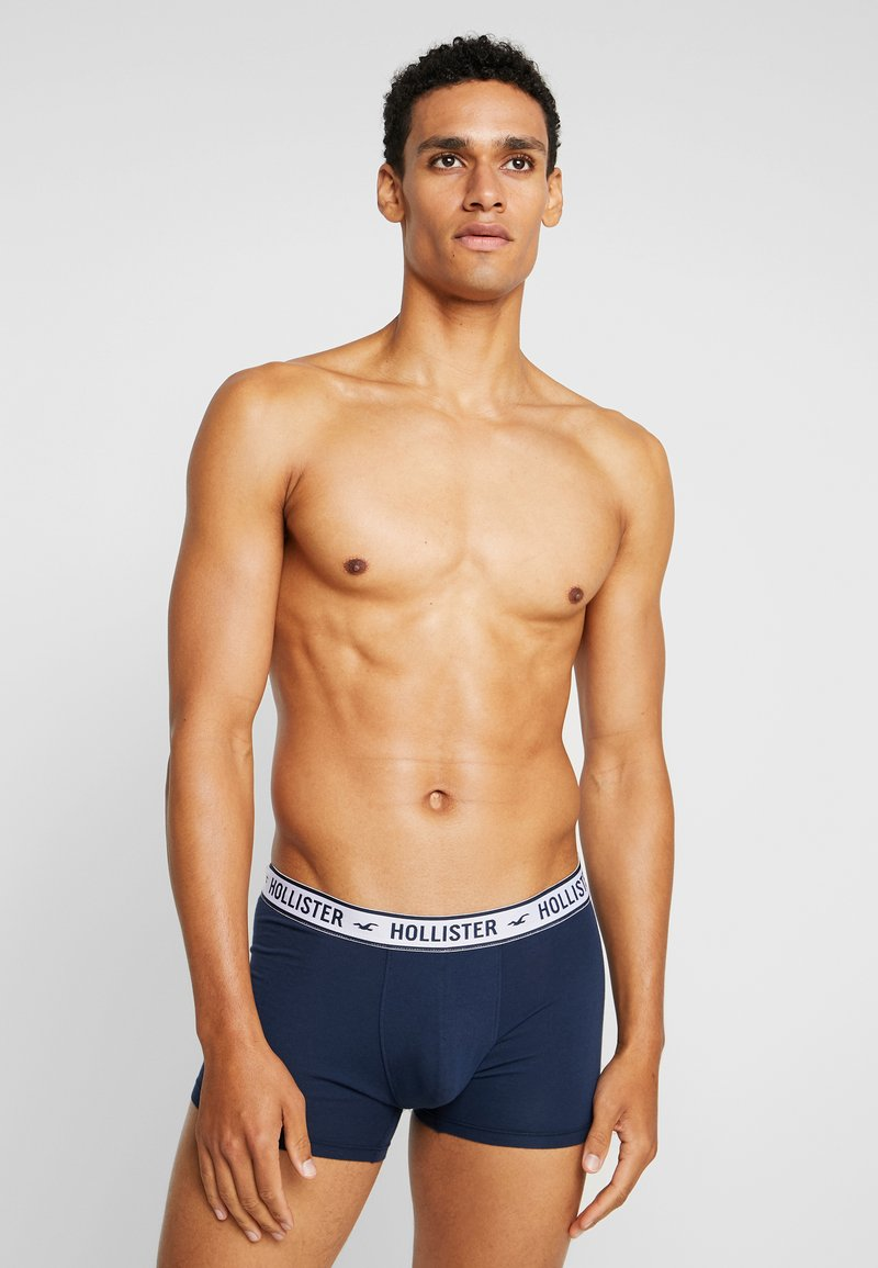 Hollister Co. - INTEREST - Panties - white/red/navy