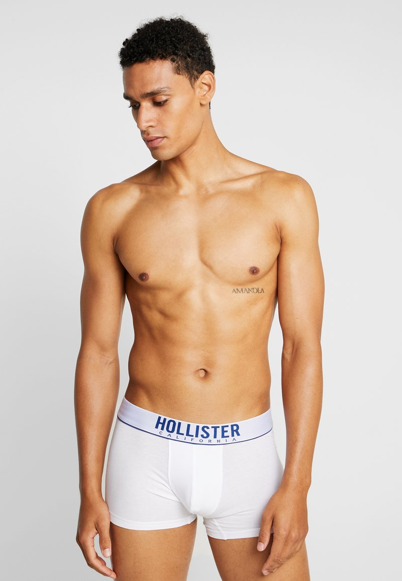 Hollister Co. - PATTERN - Underkläder - white/blue/navy