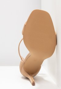 Head over Heels by Dune - MALAY - Sandaler med høye hæler - nude - 6