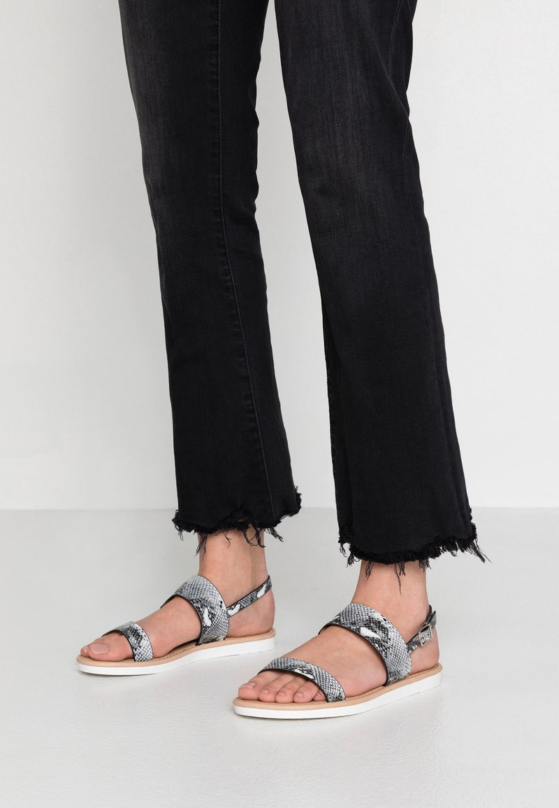 Head over Heels by Dune - LAILA - Sandals - grey