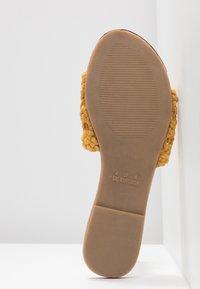 Head over Heels by Dune - LEEO - Matalakantaiset pistokkaat - yellow - 6