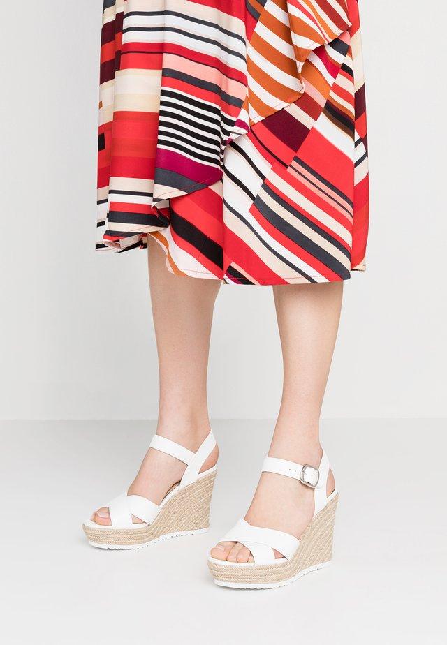 KATYAA - High Heel Sandalette - white