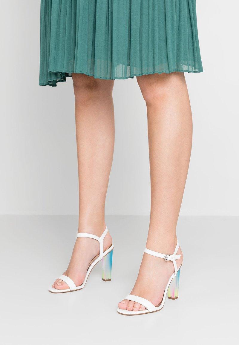 Head over Heels by Dune - MIMII - High heeled sandals - white