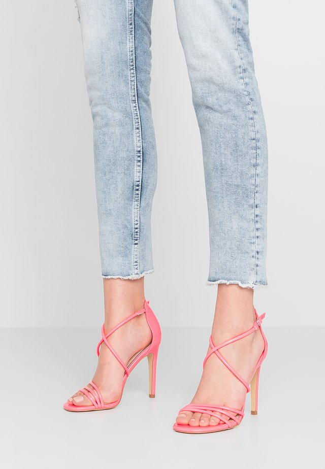 MIMO - Sandales à talons hauts - pink