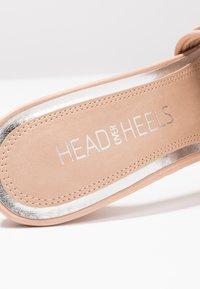 Head over Heels by Dune - MAE - Ciabattine - nude - 2