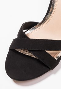 Head over Heels by Dune - MAYBE - Sandály - black - 2