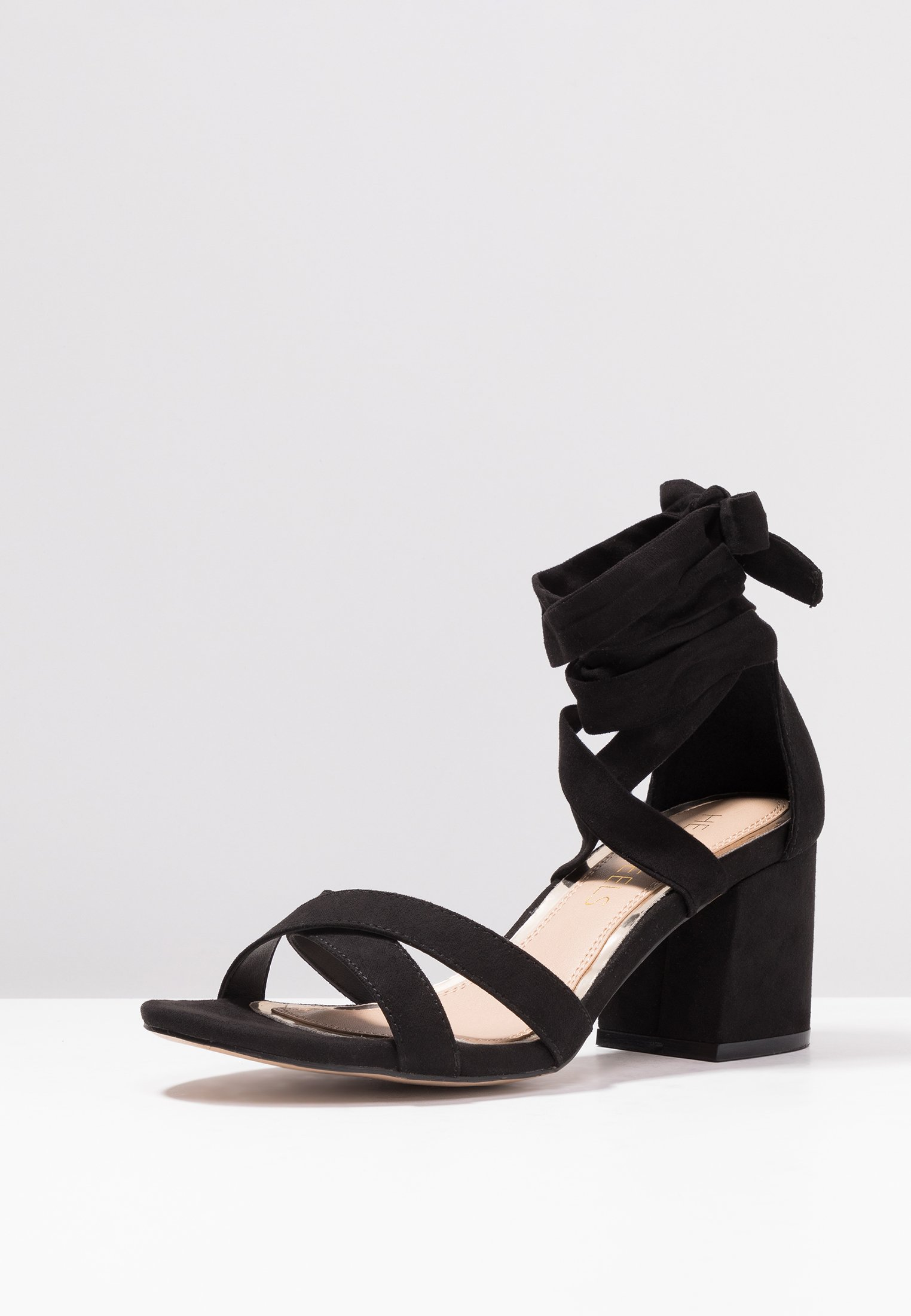 Dune Black Heels By Over MaybeSandales Head SpjLUGqMzV
