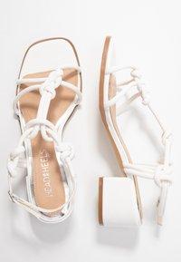 Head over Heels by Dune - JIJI - Sandaler - white - 3