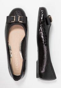 Head over Heels by Dune - HYRIA - Ballerines - black - 3