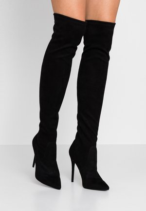 SIENAA - High heeled boots - black