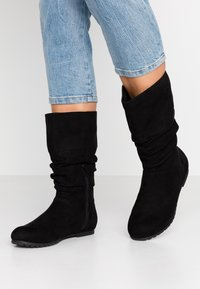 Head over Heels by Dune - RAYAN - Botas - black - 0
